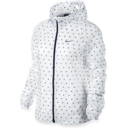 Nike Vapor Cyclone Packable Running Jacket - Women's