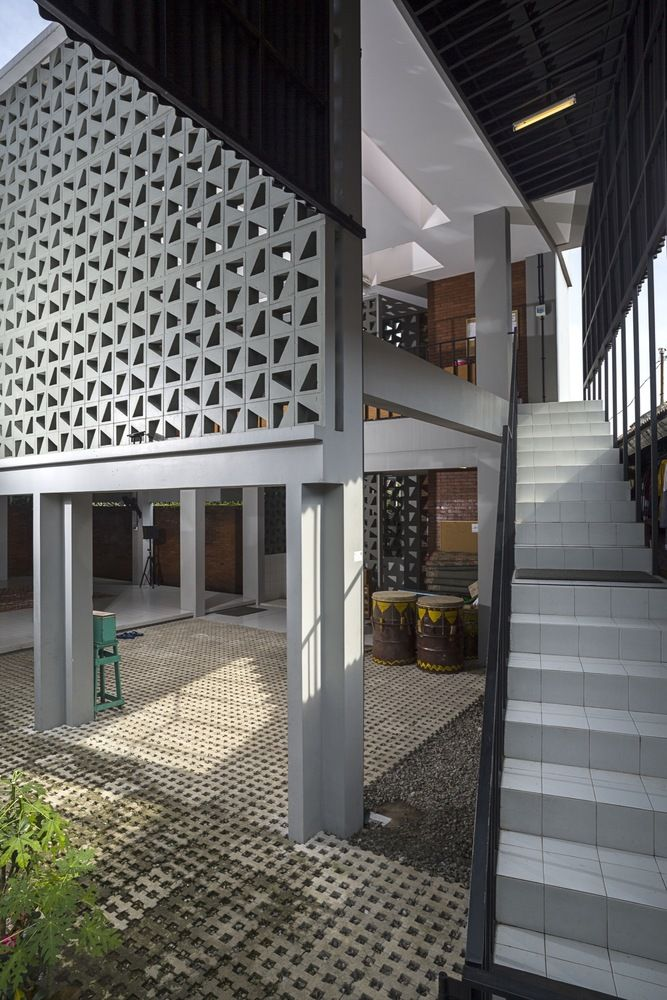 Gallery of Mushola Nurul Islam / Parisauli Arsitek Studio - 9