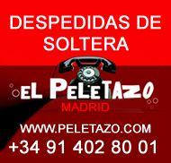 Despedidas de Soltera Madrid. http://www.peletazo.com Calle Juan Bravo 66, 28006, Madrid       91 402 80 01 - 609 125 173