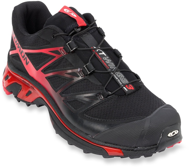 salomon xt wings 3 trail running shoes mens free shipping at rei.
