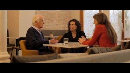 Celebrem Sant Jordi amb una xerrada ben especial entre Josep Maria Espinàs i Maria Escalas.