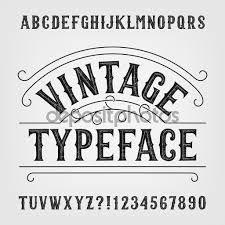 Resultado de imagem para vintage tipografia