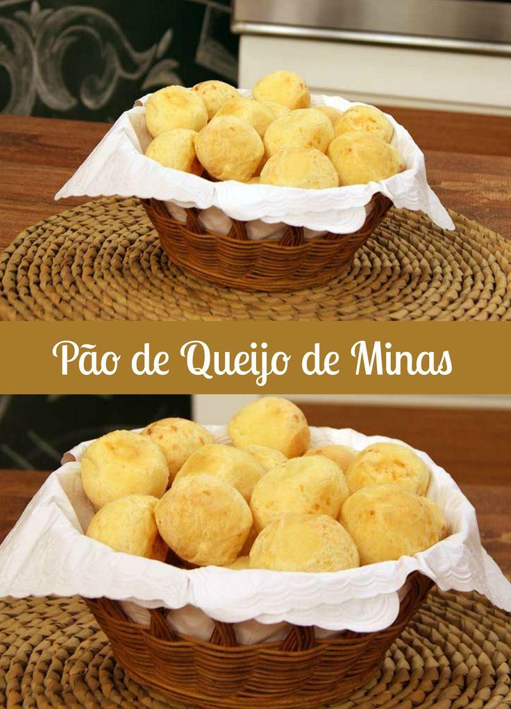 Pão de Queijo de Minas