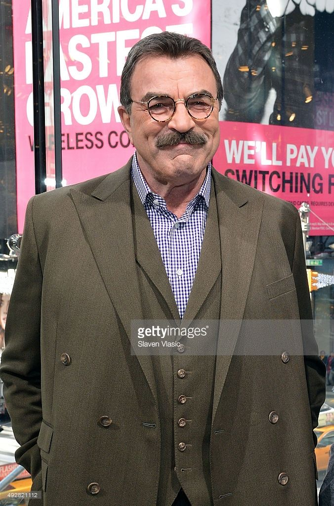 HBD Tom Selleck January 29th 1945: age 76