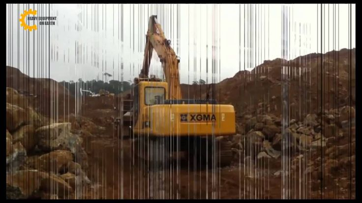 Awesome excavator doing aamazing work compilation and excavator JCB stuck in mud