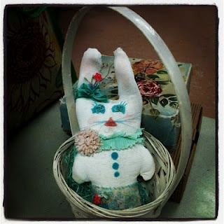 Candice's bunny