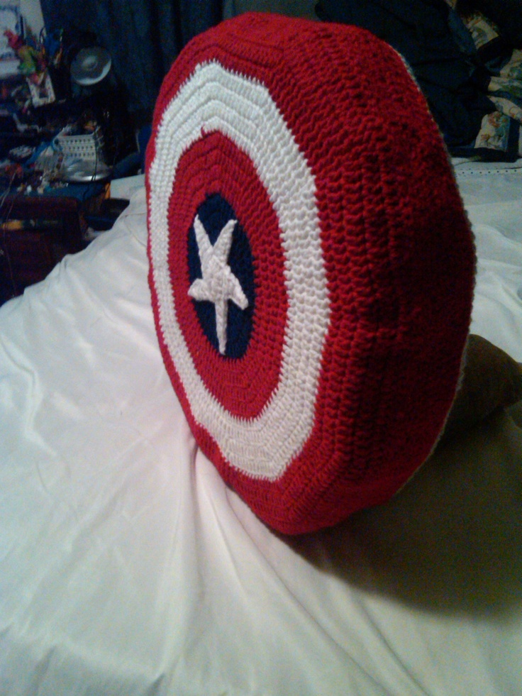 Free Crochet Pattern For Captain America Blanket : Die besten 17 Bilder zu Time to hook! auf Pinterest ...