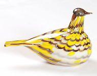 Birds by Toikka Metsatylli Yellow