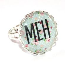 MEH Floral Ring