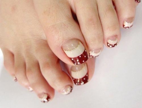 cute toe nail art (14)