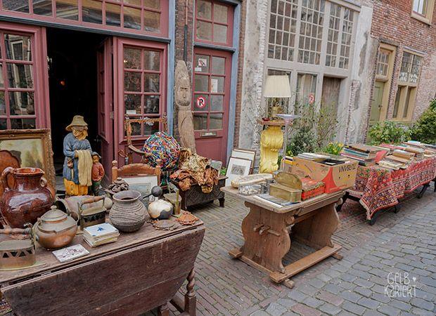 Wochenende in Leiden - Holland|Gelbkariert