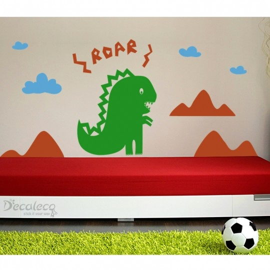 Best Decaleco Wall Decals Images On Pinterest Vinyl Wall Art - How to put up a large wall sticker