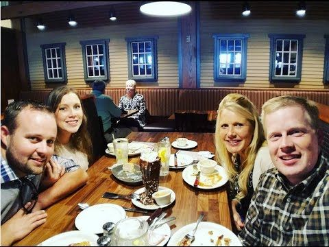Josh Duggar Goes on Double Date With Wife Anna After Jingers Wedding