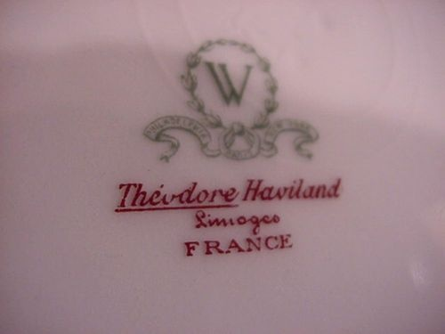 40 Best Images About Haviland China On Pinterest