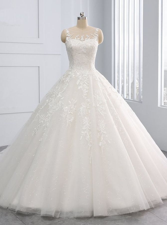 Pin On A Line Wedding Dresses