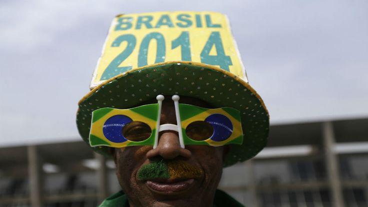 La cerveza será el otro 'campeón' de Brasil 2014