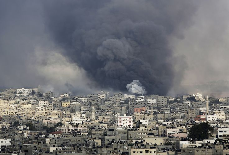 Israel agrees to 12-hour Gaza ceasefire #savegaza