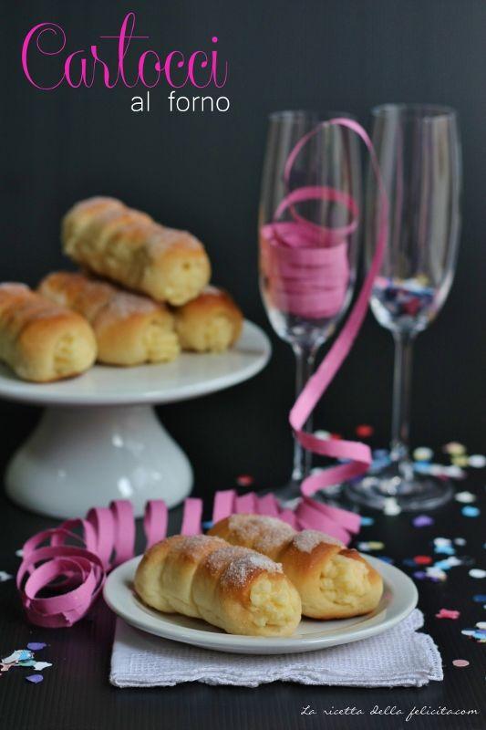 Buon giovedì grasso a tutti!  Dopo le Chiacchiere senza glutine  e i Macarons Arlecchino  oggi un dolce di una delizia unica, ispirato a un...