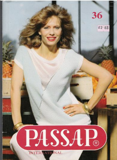 Passap #36 Pattern Book