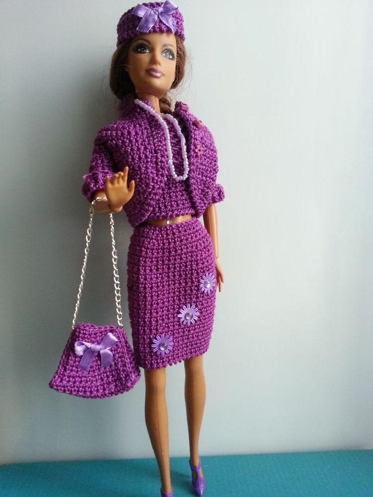 v tement poup e mannequin barbie 289 barbie suits. Black Bedroom Furniture Sets. Home Design Ideas