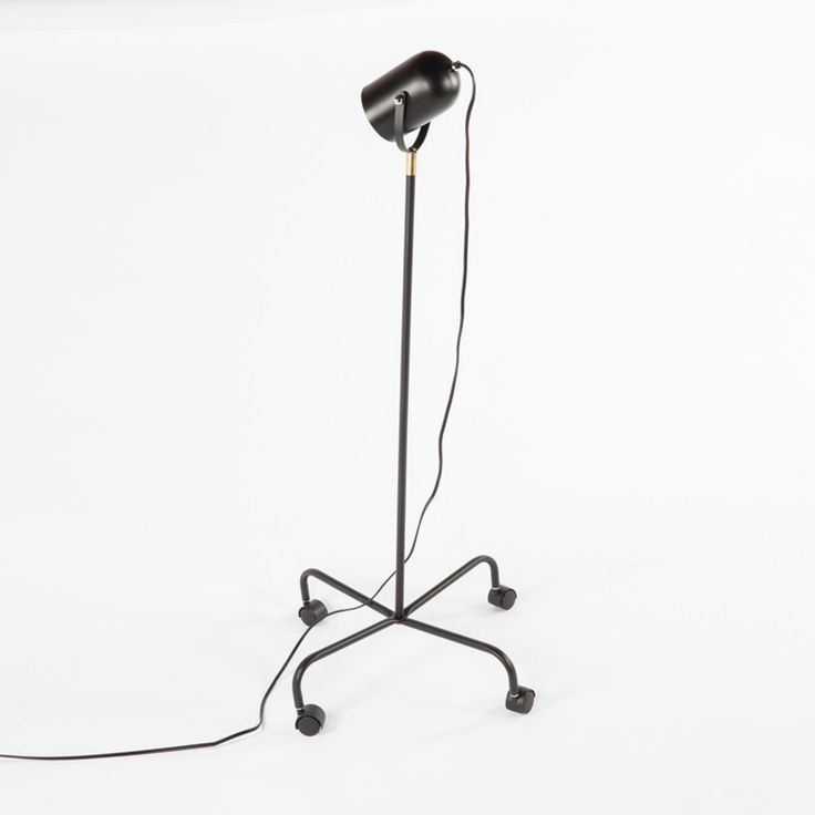 Stilnovo The Vespa LBF025BLK Spotlight Floor Lamp - LBF025BLK
