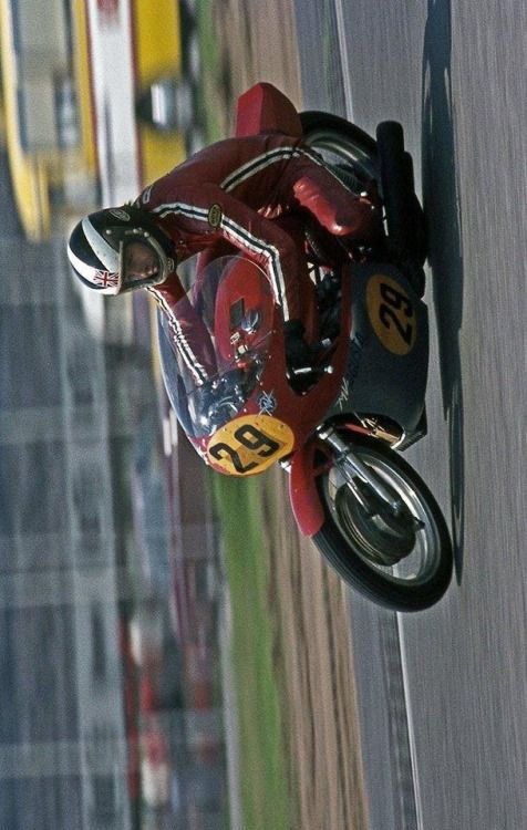 Phil Read - MV 500 - 1974
