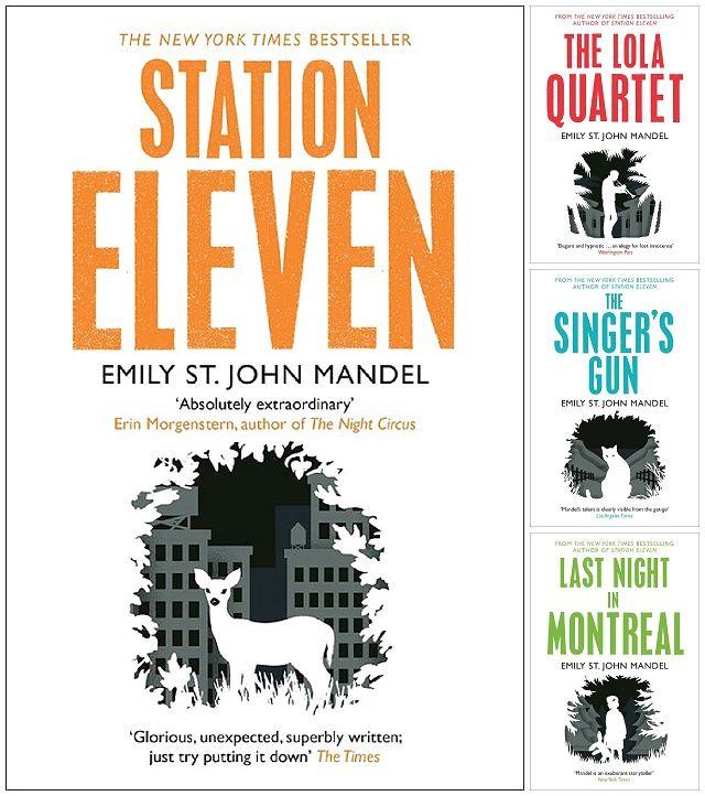 Recent Reads - The Emily St. John Mandel edition