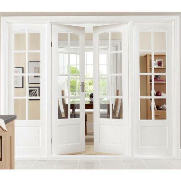 oltre 25 fantastiche idee su porte bianche su pinterest porte interne porte della camera da. Black Bedroom Furniture Sets. Home Design Ideas