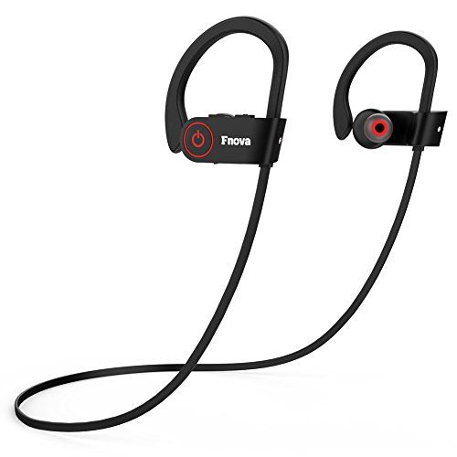 Bluetooth Headphones, Fnova Wireless Sports Earphones IPX7 Waterproof HD Stereo Sweatproof V4.1 Earbuds for Gym Running Workout, 8 Hour Battery Noise Cancelling Headsets with Built-in Mic  https://topcellulardeals.com/product/bluetooth-headphones-fnova-wireless-sports-earphones-ipx7-waterproof-hd-stereo-sweatproof-v4-1-earbuds-for-gym-running-workout-8-hour-battery-noise-cancelling-headsets-with-built-in-mic/  【HIGH FIDELITY SOUND】: featuring Bluetooth 4.1 CSR technology,