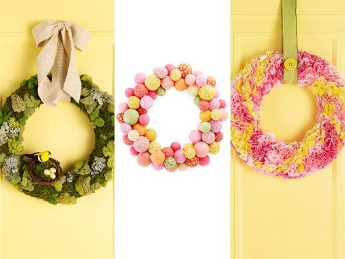 11 Stunning Spring Wreaths You'll Adore Instantly