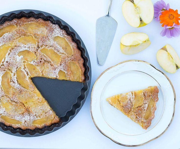 Dinkel Apfelkuchen