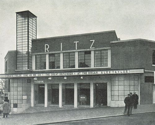 Ritz Cinema, Tunbridge Wells, 1934