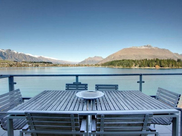 Best Waterfront Properties Images On Pinterest Waterfront - An amazingly beautiful modern waterfront house from new zealand