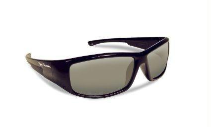 a773544d1a Fly Fish Sunglasses Jr Angler Gaffer Black Smoke 7890BS