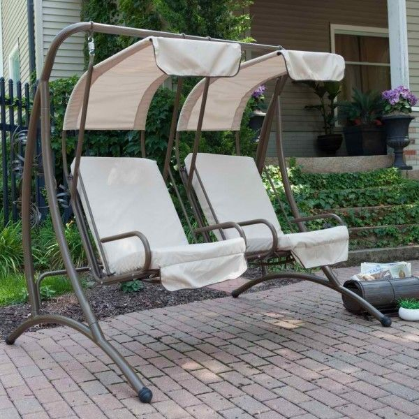 Best Patio Swing Designs For Your Backyard Images On