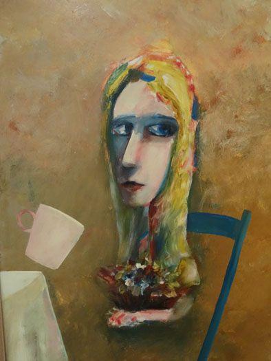 Charles Blackman's Alice