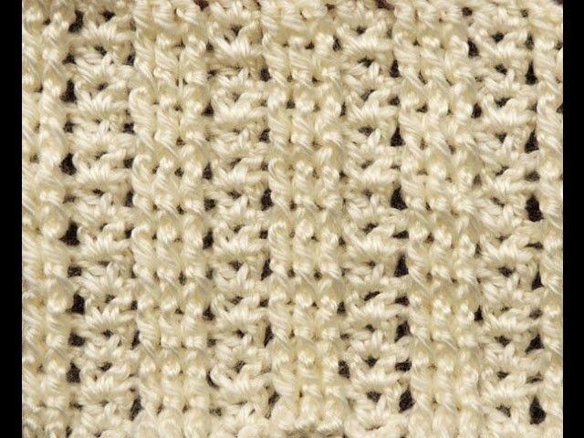 54 mejores imágenes de Crochet Puntos En Relieve en Pinterest ...