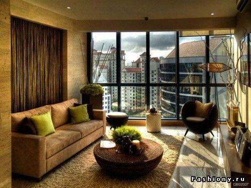Уютные гостинные / красивые гостинные
