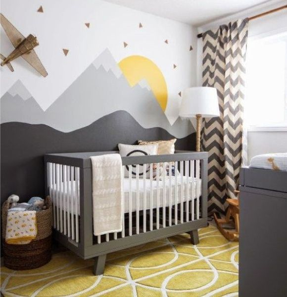 Neutrale babykamers