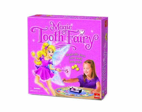 The Magic Tooth Fairy Game ** Details can be found by clicking on the image.Note:It is affiliate link to Amazon. #beautiful