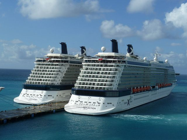 Royal Caribbean or Celebrity Alaska cruise? - Alaska Forum ...