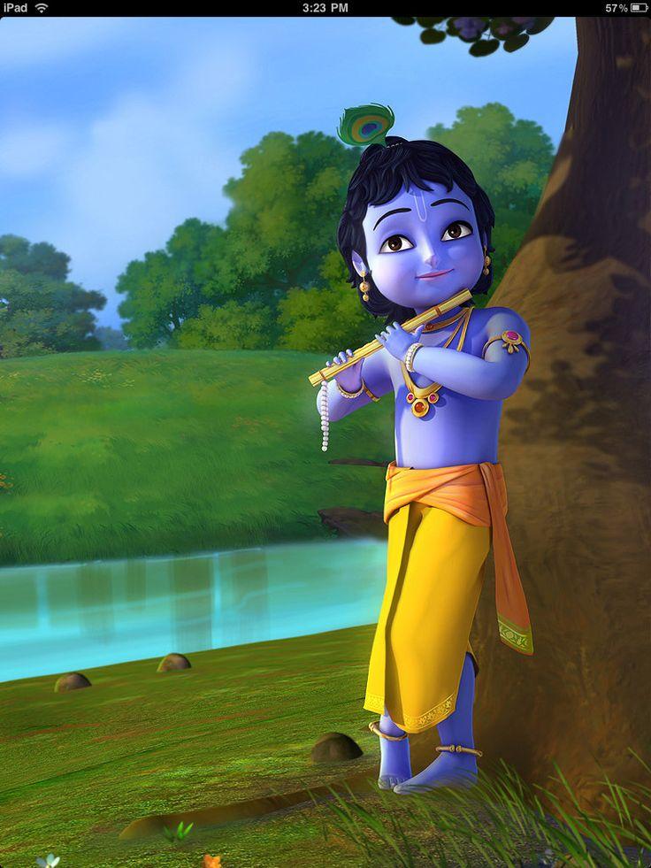 Little Krishna Wallpapers Little Lord Krishna