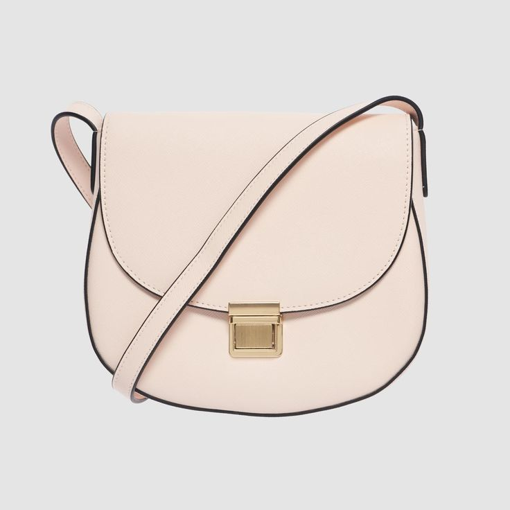Pale Pink Shoulder Bag by: The Daily Edited @The Daily Edited