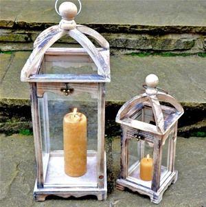 Adobe Small Venice Garden Lantern