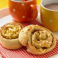 Apfel-Zimt-Schnecken #snacks #lunchbox