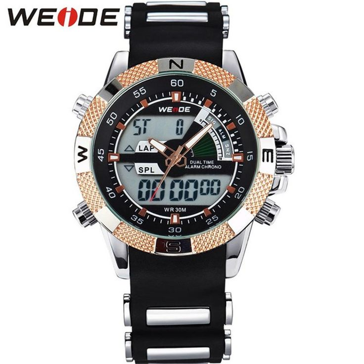 Hot Sale Original...   http://watch-etailer-co-uk.myshopify.com/products/hot-sale-original-weide-men-sports-watch-30-meters-waterproof-silicone-strap-analog-digital-men-quartz-military-watches-relogio?utm_campaign=social_autopilot&utm_source=pin&utm_medium=pin