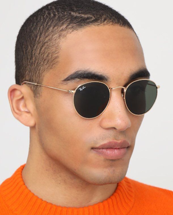 Brand New Unworn Ray Ban Classic Round Metal Sunglasses Brand Ray Ban Luxotica Model Color Code Rb3447 Sunglasses Round Metal Sunglasses Metal Sunglasses