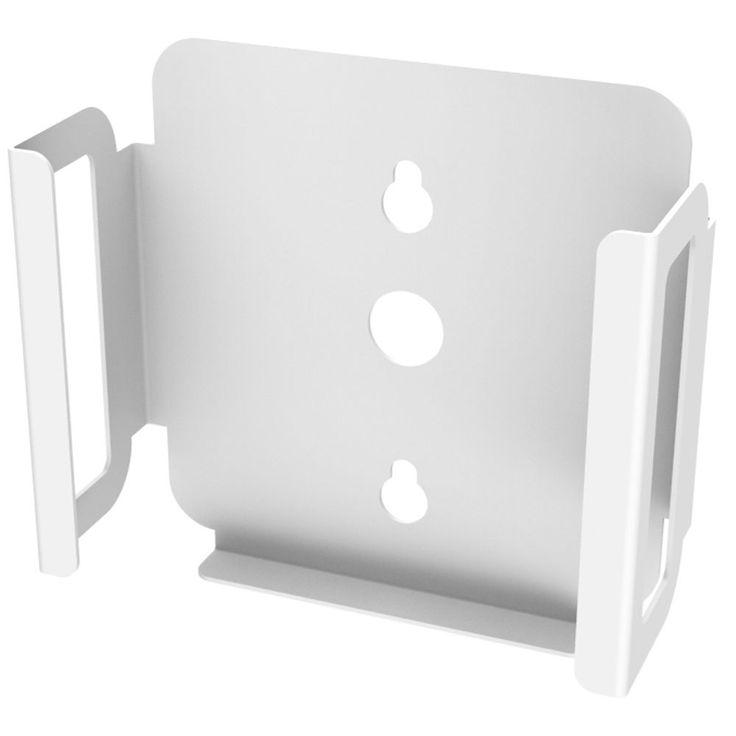 Alphason Sonos Bridge Speaker Wall Bracket Mount White in Sound & Vision, TV & Home Audio Accessories, Speaker Stands & Brackets | eBay