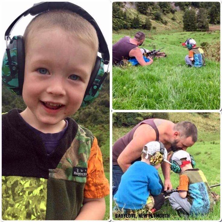 Our stockists Baby Love in New Plymouth really believe in the Baby Banz sound-safe message! Both their boys wear Protective Earmuffs when outdoors with Dad.