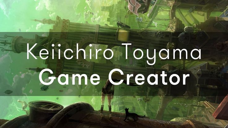 toco toco Game creator special: Keiichiro Toyama